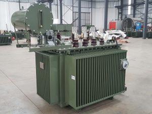 1600kVA/ 22/0.4Kv Dyn11 ONAN Transformer