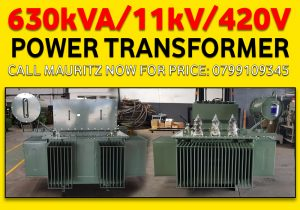 630kVA/11kV/420V Dyn11 ONAN Transformer