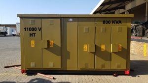 800kVA/11kV/415V Mini Substation